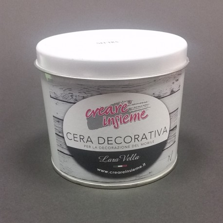 Cera Decorativa Anticante 500 ml