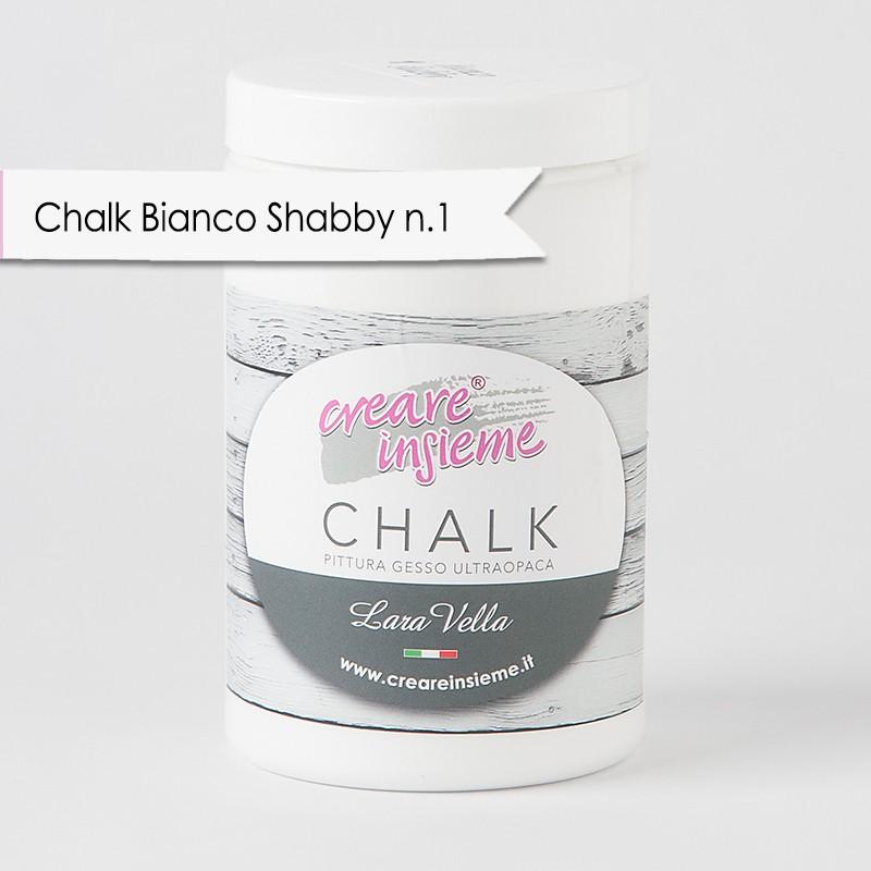 Chalk pittura gesso...