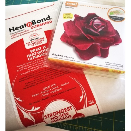 Biadesiva HNB Heat n Bond ultrahold 43x100 cm