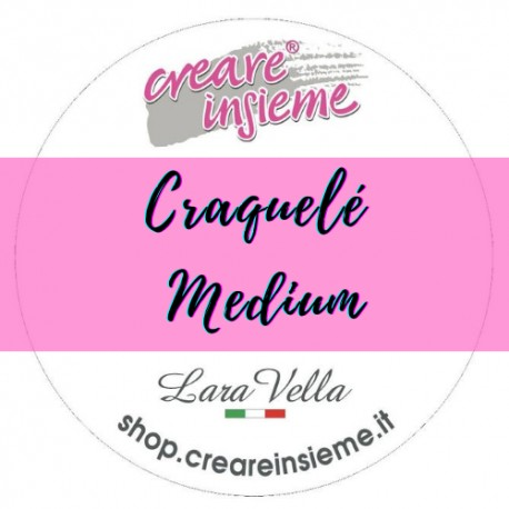 Craquelè Medium