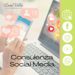 Consulenza on line  Social Media