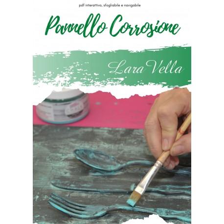 Pdf interattivo Corso on line Pannello Corrosione