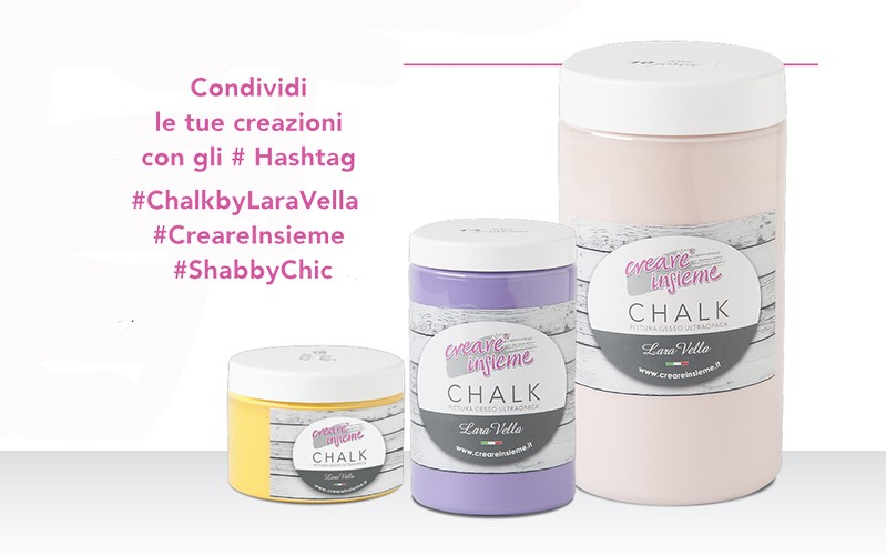Linea Chalk by Lara Vella Creare Insieme
