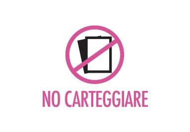 No carteggiare